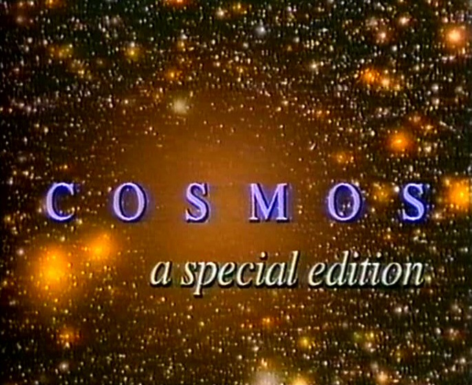 cosmos: front cover