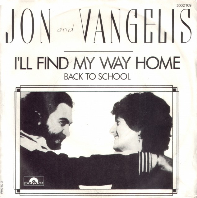 Jon & Vangelis - State Of Independence / The Friends Of Mr. Cairo