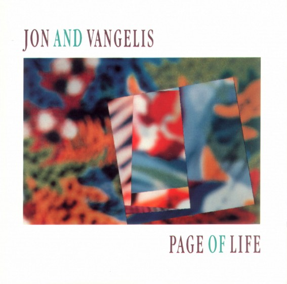 Vangelis Papathanassiou And His Group The Clock Our Love Sleeps On The Waters
